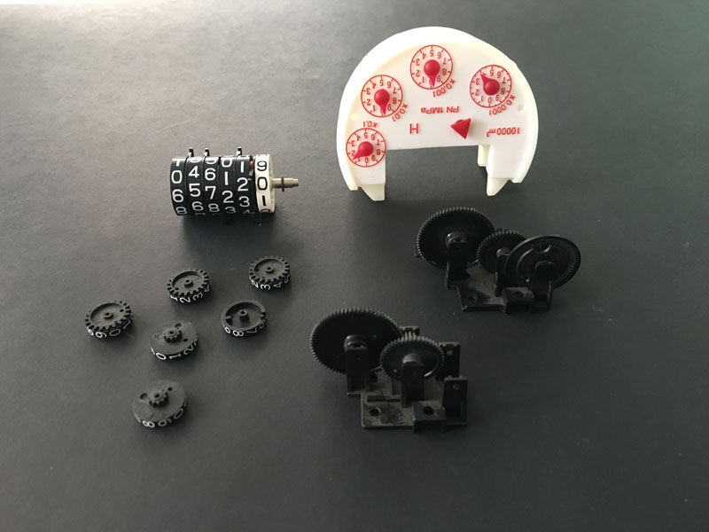 塑膠零件-機構